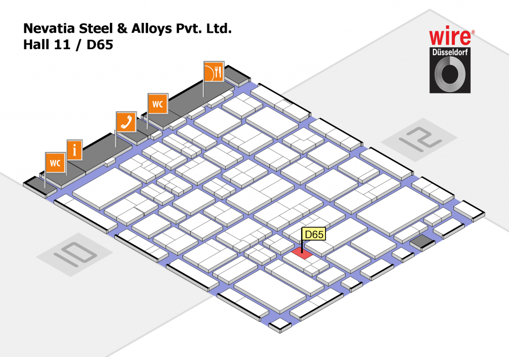 Site Plan - Nevatia Steel